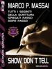 Scrivere Narrativa 1 - Show, don't tell