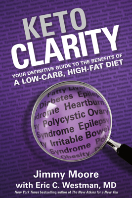 Keto Clarity - Jimmy Moore book