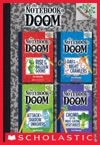 The Notebook Of Doom Collection Books 1-4