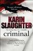 Karin Slaughter - Criminal artwork