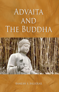 Advaita And The Buddha Libro Cover