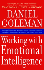 Working With Emotional Intelligence PDF Download