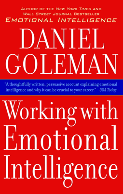 Working With Emotional Intelligence - Daniel Goleman book