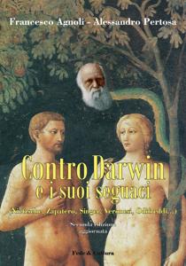 Contro Darwin e i suoi seguaci Copertina del libro