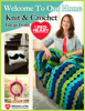 Editors of FaveCrafts - Welcome to Our Home - Knit and Crochet Ideas from Red Heart ilustraciГіn