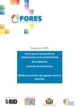 Curso Para El Desarrollo De Competencias En Los Profesionales De La Salud De Continuo De La Atención