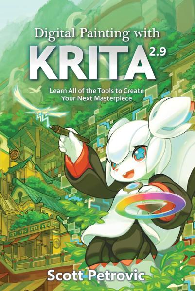 Digital Painting with KRITA 2.9