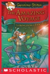 Geronimo Stilton And The Kingdom Of Fantasy 3 The Amazing Voyage