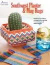 Southwest Planter  Mug Rugs