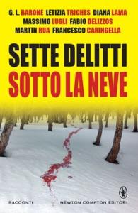 Sette delitti sotto la neve Book Cover