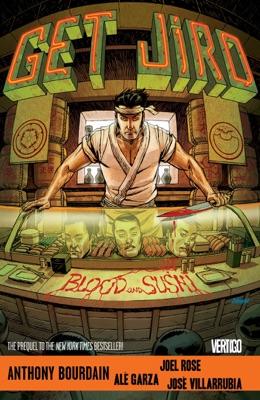 Get Jiro: Blood and Sushi pdf Download