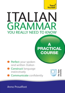 Italian Grammar: You Really Need to Know Libro Cover