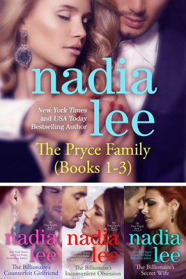 Nadia Lee - The Pryce Family (Books 1-3) book