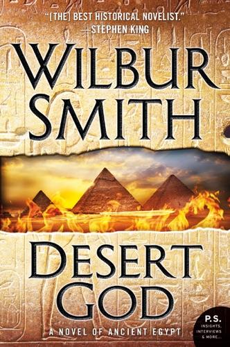 Wilbur Smith - Desert God
