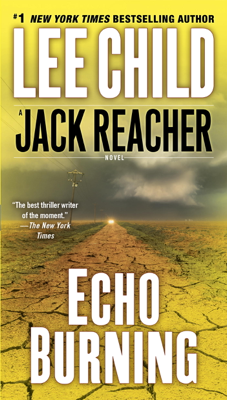 Lee Child - Echo Burning book