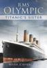 Mark Chirnside - RMS Olympic artwork