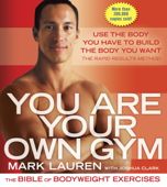 You Are Your Own Gym Book Cover