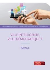 Ville intelligente, ville démocratique ?
