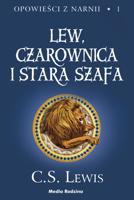 C.S. Lewis - Opowieści z Narnii. Tom 1. Lew, Czarownica i stara szafa artwork