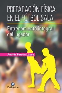 Preparación física en el fútbol sala Book Cover