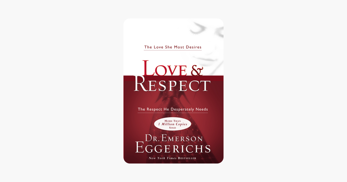 Love and Respect - Dr. Emerson Eggerichs