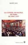 Le Conseil Municipal De Paris De 1944  1977