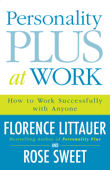 Personality Plus at Work Book Cover