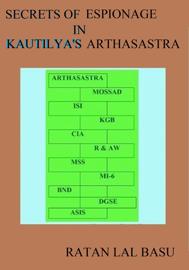 Secrets of Espionage in Kautilya's Arthasastra book