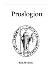 Download and Read Online Proslogion