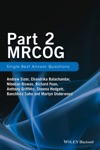 Part 2 MRCOG Single Best Answer Questions