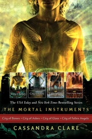 Cassandra Clare: The Mortal Instrument Series (4 books) PDF Download