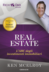 Real Estate Copertina del libro
