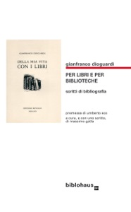 Per Libri e per Biblioteche Book Cover