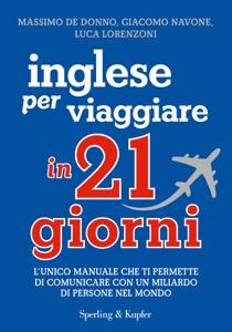 Inglese per viaggiare in 21 giorni Book Cover