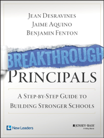 Breakthrough Principals book
