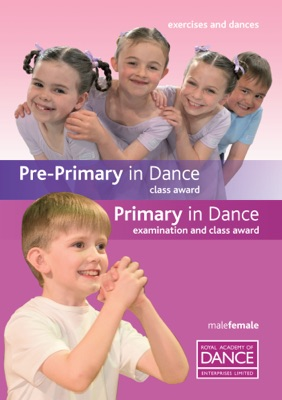Primary in Dance: Examination and Class Award