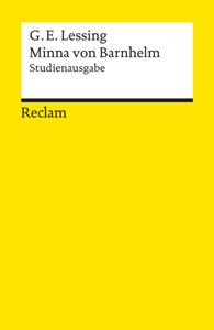 Minna von Barnhelm, oder das Soldatenglück Libro Cover