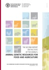 The Second Report On The State Of The Worlds Animal Genetic Resources For Food And Agriculture FAO Commission On Genetic Resources For Food And Agriculture Assessments