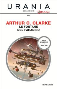 Le fontane del paradiso (Urania) Libro Cover