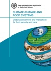 Climate Change And Food Systems Global Assessments And Implications For Food Security And Trade