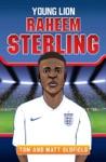 Raheem Sterling Red Lightning