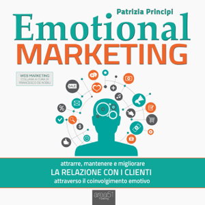 Emotional marketing Copertina del libro
