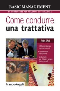 Come condurre una trattativa Libro Cover