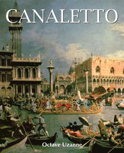 Canaletto Libro Cover