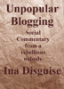 Ina Disguise - Unpopular Blogging artwork