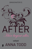 Anna Todd - After 1: Hier begint alles artwork