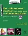 Du Mcanisme Daction Des Mdicaments  La Thrapeutique
