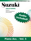 Suzuki Cello School - Volume 5 Revised