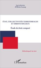 ÉTAT, COLLECTIVITéS TERRITORIALES ET DROITS SOCIAUX