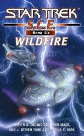 Star Trek S C E Wildfire Book 6